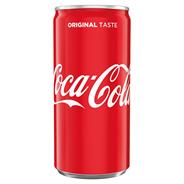 Coca-Cola Napój gazowany 200 ml 24 sztuki
