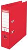 Esselte Vivida No.1 Power Segregator czerwony 75 mm A4