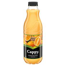 Cappy Sok pomarańczowy 100% 1 l 6 sztuk