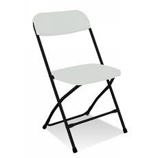 Nowy Styl Polyfold K-52 Krzesło składane szare