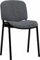 Nowy Styl Iso Black Krzesło szare