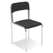 Nowy Styl Cortina K-02 Krzesło czarne