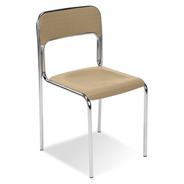 Nowy Styl Cortina K-36 Krzesło beżowe
