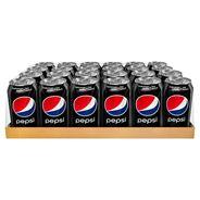 Pepsi Bez Kalorii Napój gazowany 24 x 330 ml