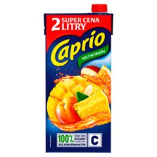 Caprio Multiwitamina Napój 2 l 6 sztuk