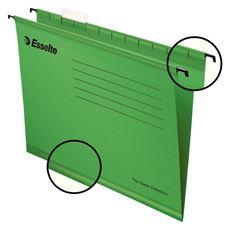 Esselte Pendflex Teczka zawieszana standard zielona A4