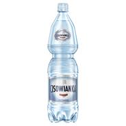 Cisowianka Naturalna woda mineralna gazowana niskosodowa 6 x 1,5 l