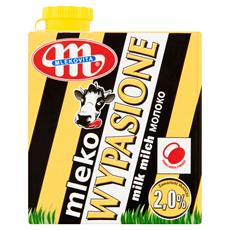 Mlekovita Wypasione Mleko 2,0% 500 ml 12 sztuk