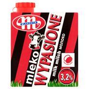 Mlekovita Wypasione Mleko 3,2% 500 ml 12 sztuk