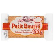Jutrzenka Petit Beurre Herbatniki 100 g 18 sztuk