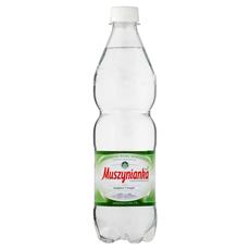 Muszynianka Naturalna woda mineralna wysokozmineralizowana magnezowo-wapniowa 0,6 l 8 sztuk
