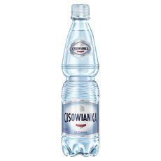 Cisowianka Naturalna woda mineralna gazowana niskosodowa 12 x 0,5 l