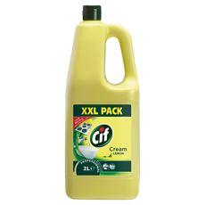 Cif Cream Lemon Professional XXL Preparat do czyszczenia w postaci mleczka 2 l