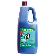 Cif Cream with Bleach Professional XXL Preparat czyszcząco-wybielający w postaci mleczka 2 l