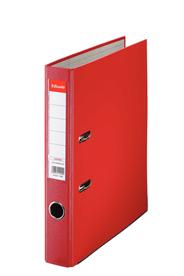 Esselte Segregator ekonomiczny czerwony 50 mm A4