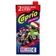Caprio Czarna porzeczka Napój 2 l 6 sztuk