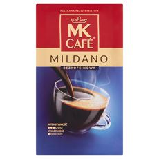 MK Café Mildano Kawa palona mielona bez kofeiny 250 g