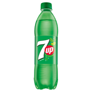 7UP Napój gazowany 0,5 l 12 sztuk