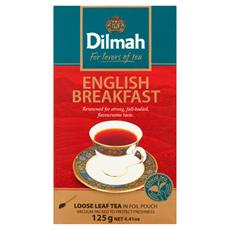 Dilmah English Breakfast Czarna herbata 125 g