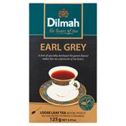 Dilmah Earl Grey Cejlońska czarna herbata z aromatem bergamoty 125 g