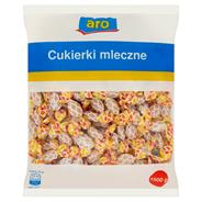 Aro Cukierki mleczne 1500 g