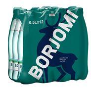 Borjomi Naturalna woda mineralna 12 x 500 ml