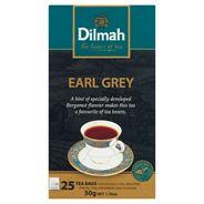 Dilmah Earl Grey Czarna herbata 50 g (25 kopert)