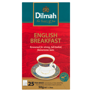 Dilmah English Breakfast Czarna herbata 50 g (25 torebek)