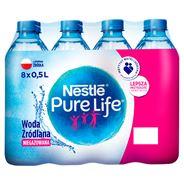 Nestlé Pure Life Niegazowana woda źródlana 12 x 0,5 l