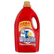 Woolite Do kolorów z keratyną Płyn do prania 4,5 l (75 prań)