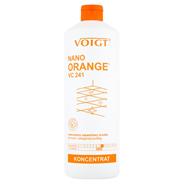 Voigt Nano Orange VC 241 Nowoczesny zapachowy środek do mycia i pielęgnacji podłóg 1 l