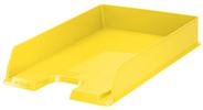 Europost Vivida Półka na dokumenty żółta