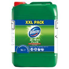 Domestos Professional 24H Plus Pine Fresh XXL Płyn czyszcząco-dezynfekujący 5 l