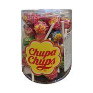 Chupa Chups Lizaki wielosmakowe 600 g (50 sztuk)