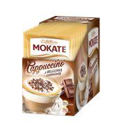 Mokate Cappuccino o smaku czekoladowym 15 g 10 sztuk