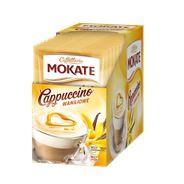 Mokate Cappuccino o smaku waniliowym 15 g 10 sztuk