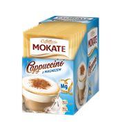 Mokate Cappuccino z magnezem 15 g 10 sztuk