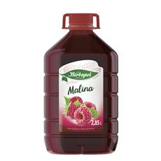 Herbapol Malina Max Premium Syrop owocowy 2,85 l