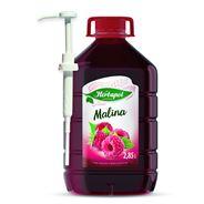 Herbapol Malina Max Premium Syrop owocowy z pompką 2,85 l