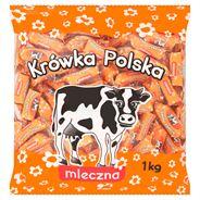 Krówka polska mleczna 1 kg