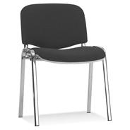 Nowy Styl Iso Chrom Krzesło szare