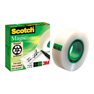Scotch 810 Magic Taśma biurowa matowa 19 mm x 33 m