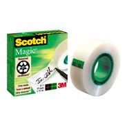 Scotch 810 Magic Taśma biurowa matowa 19 mm x 33 m