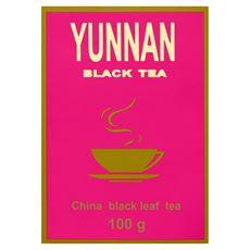 Yunnan Herbata czarna liściasta 100 g