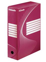Esselte Pudełko archiwizacyjne czerwone 100 mm