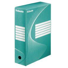 Esselte Pudełko archiwizacyjne zielone 100 mm