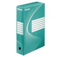 Esselte Pudełko archiwizacyjne zielone 80 mm