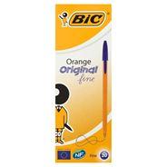 Bic Orange Original Fine Długopis niebieski 20 sztuk