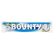 Bounty Baton z nadzieniem kokosowym oblany czekoladą 57 g 24 sztuki