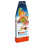 Kinder Chocolate Batoniki z mlecznej czekolady z nadzieniem mlecznym 200 g (16 batoników)